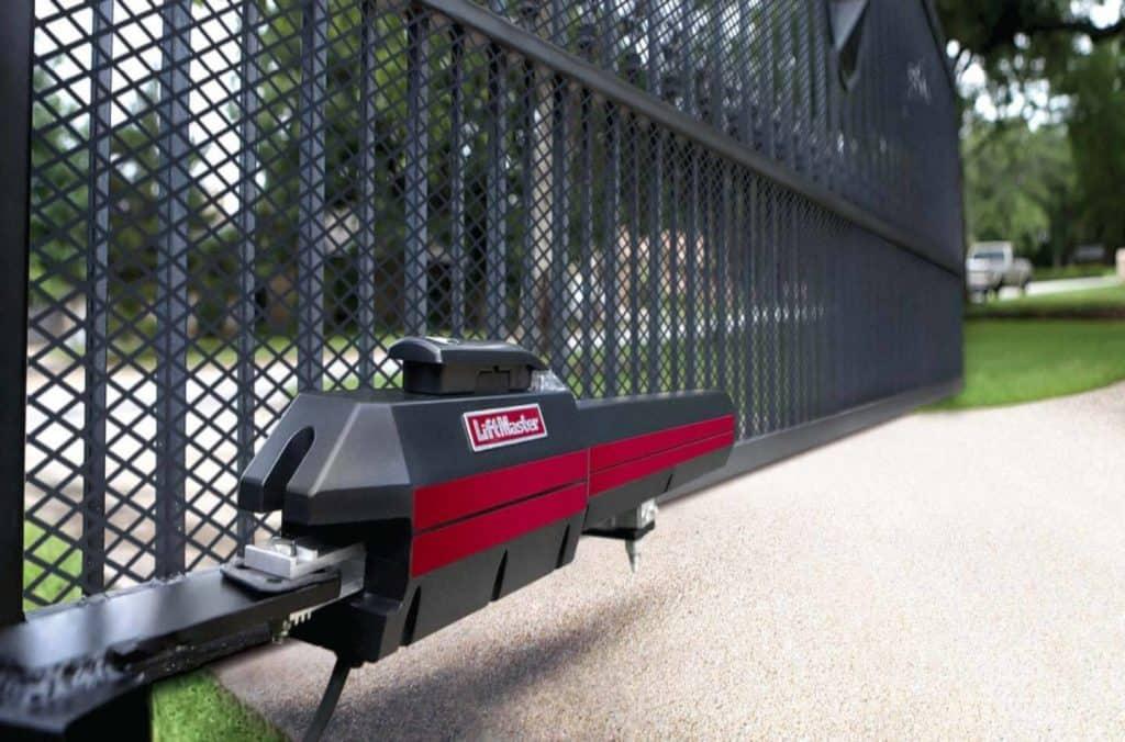 Automatic Residential swing gate repair
