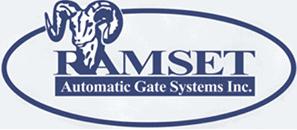 Ramset Gate Operator Logo