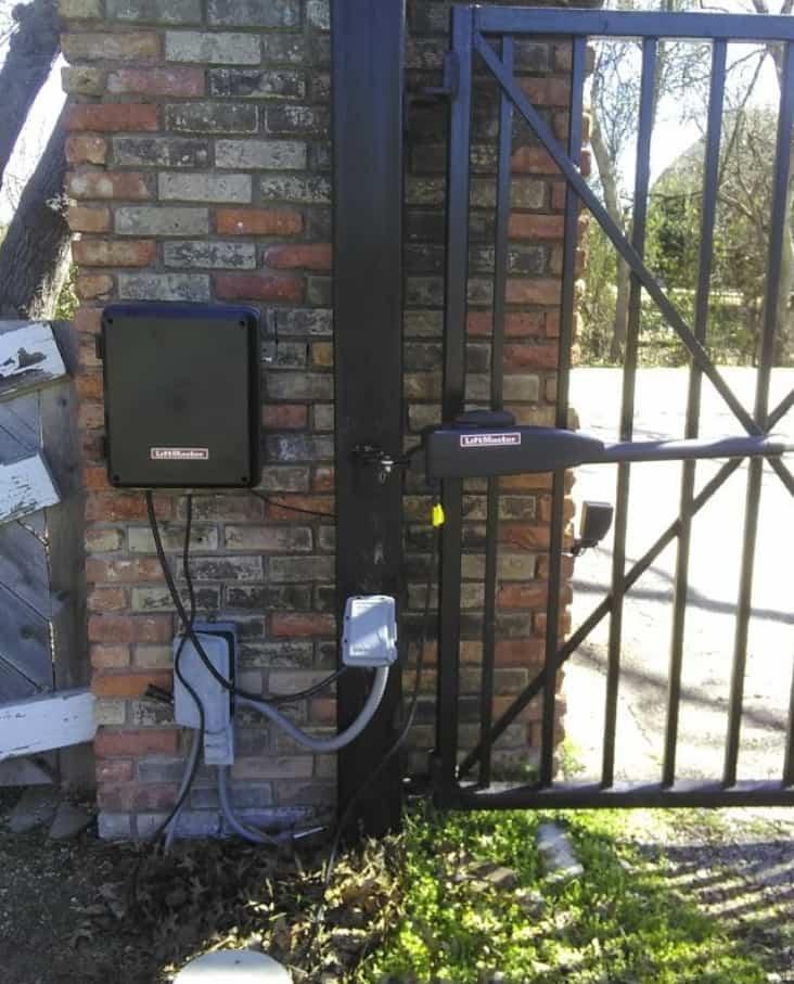 Plano Gate Repair