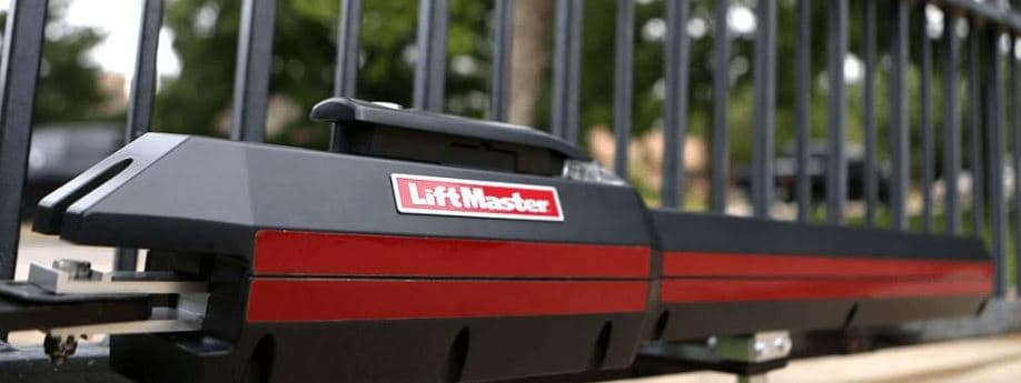 Automatic Gate Repair Liftmaster Swing Gate