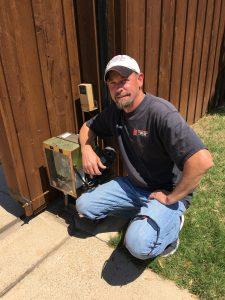 Sliding gate repair near lewisville tx