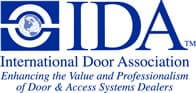 Member if the International Door Association